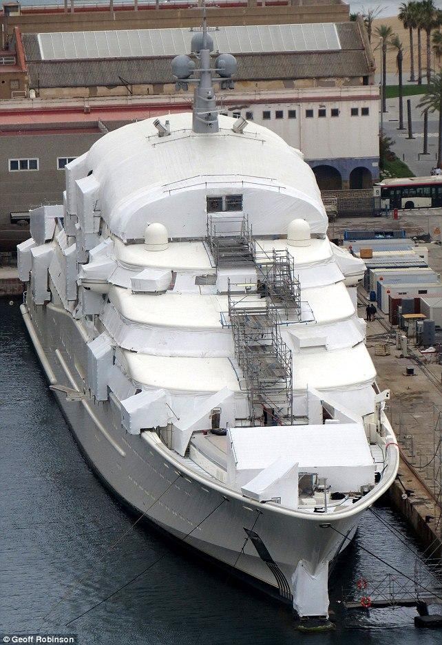 Yacht Management & Refits.